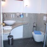 Badezimmer Appartement 4