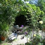 lauschige Ecken im Garten