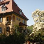 Frühling in der Villa