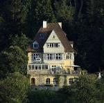 Die Villa von Norden